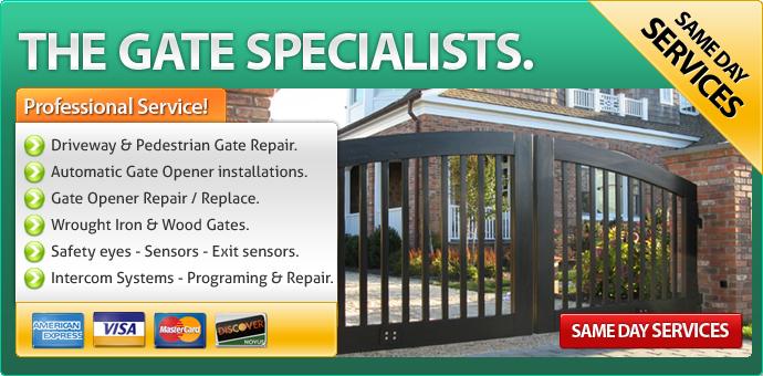 Gate Repair Brea ca